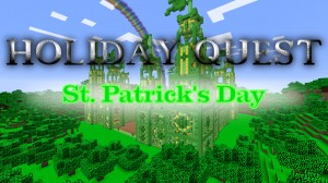 Unduh Holiday Quest: St. Patrick's Day untuk Minecraft 1.11