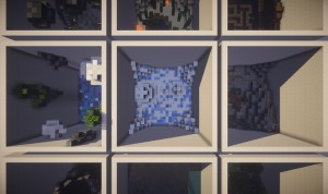Unduh Find the Button: Evolved untuk Minecraft 1.9