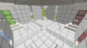 Unduh Only-One-Level Dropper untuk Minecraft 1.12.2