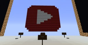 Unduh Another Youtuber Find The Button untuk Minecraft 1.14.1