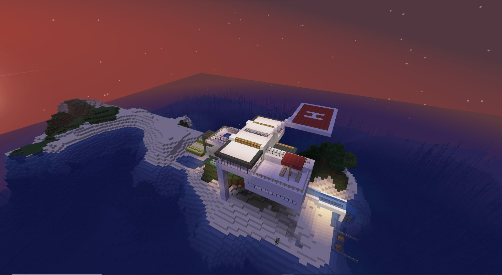 Get Minecraft Island House Images Minecraft Ideas Collection