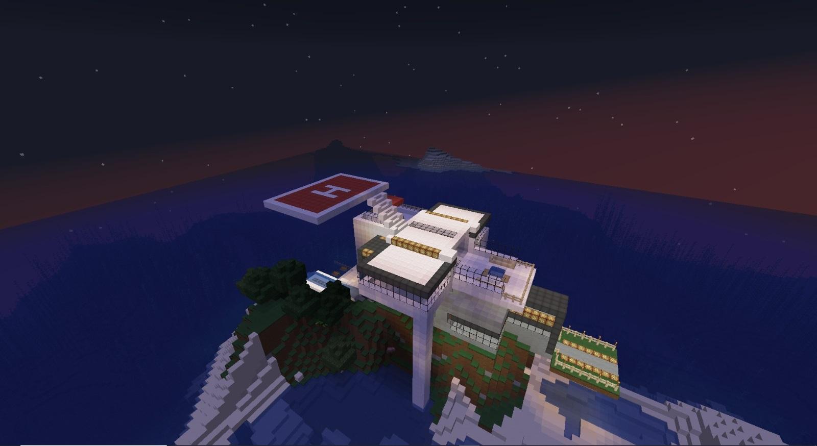 Unduh Island House 3 Mb Peta Untuk Minecraft