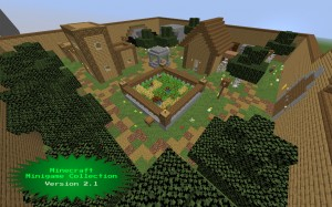 Unduh Minecraft Minigame Collection untuk Minecraft 1.14.4