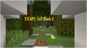 Unduh ESCAPE: Cell Block X untuk Minecraft 1.14.4