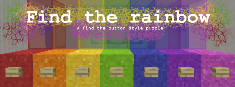 Unduh Find the Rainbow untuk Minecraft 1.16.5