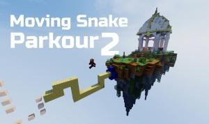 Unduh Moving Snake Parkour 2 untuk Minecraft 1.11.2