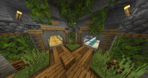 Unduh Find the Button: Tricky buttons untuk Minecraft 1.16.5