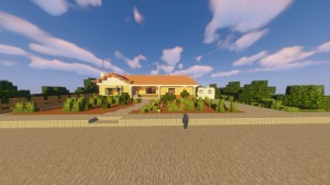 Unduh Malcolm in the Middle House untuk Minecraft 1.16.5